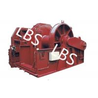China Marine Hydraulic Slipway Towing Winch / Marine Anchor Winch Single Or Multi Drum Type wholesale