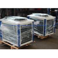 Wholesale Commercial Scroll Air Cooled Condensing Unit Danfoss R404a / R22 from china suppliers