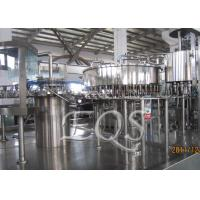 China Pure Water Production Line 3 in 1 Water Filling Machinery monobloc Type 8000BPH - 10000BPH wholesale