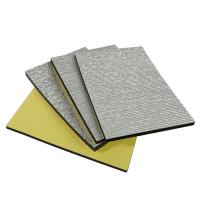 China 19mm XPE Construction Heat Insulation Foam 1000 - 1200mm Width Light Weight wholesale