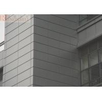 Customized Aluminium Wall Panels Metal Building Material For Decoration
