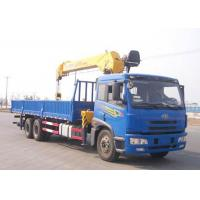 China Construction Lifting Equipment Telescopic Truck Mounted Crane With CE wholesale