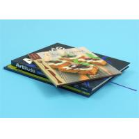 China 3mm Greyboard Coated Hardcover A4 Book Printing with Gold Stamping wholesale