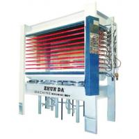 China Wood Board Laminate Pressing Machine , Veneer Pressing Machine 8000kg wholesale