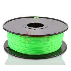 China Torwell Green PLA filament for 3D Printer 1.75mm 1KG/spool wholesale