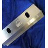 High Precision Plastic Granulator Blades HRC 56-58 Hardness Wear Resistance for sale