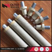China High accurace PtRh WRe disposable/ immersional thermocouple wholesale