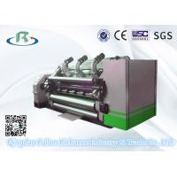 China Corrugating Machine Single Facer for Corrugated Paper Making Plant wholesale