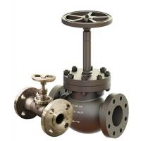 China Cryogenic Bellow Seal Globe Valve Extended Bonnet LF2 LCB LCC CF3M For Air Gases wholesale