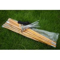 China 6000 Series Aluminum Alloy Tube Thin Wall For Flexible Tent Poles wholesale