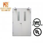 China UL WH FM fire proof steel door wholesale