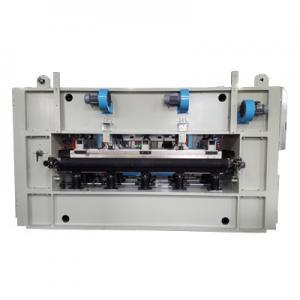 Geotextile Needle PunchIng Machine Single Board / Double Stroke