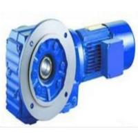 China K series helical bevel gear motor gear units solid / hollow shaft wholesale