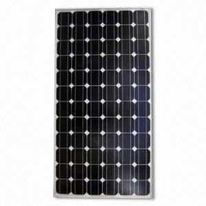 China Monocrystalline solar panel 190W wholesale