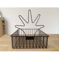 Wholesale Custom Table Top Finger Puppet Display Rack , Metal Wire Display Racks from china suppliers