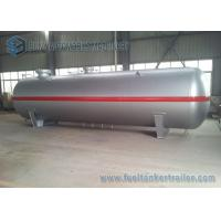 China 80000 Litres Lpg Tanks Horizontal Propane Q345R Q370R 1.77Mpa wholesale