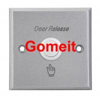 China 12VDC 100mA Door Exit Button Low Power Consumption For Access Control System wholesale