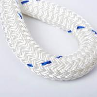 China 10mm To 36mm Hollow Braid Polypropylene Rope Core Spun Yarn For Water Rescue wholesale