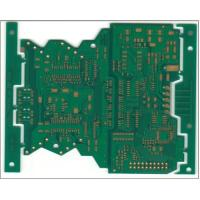 China Double sided pcb with Immersion gold surface finish wholesale