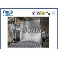 Quality Power Plant Condensing Gas Boiler Water Wall Tubes / Water Wall Finned Pipes for sale