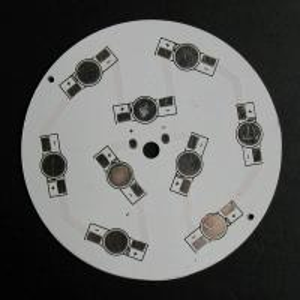 China High Power Aluminium PCB Printed Circuit Board LED Lighting HASL wholesale