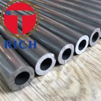 China Chrome Plated Seamless Steel Tube , Steel Hydraulic Tubing 0.5mm~18mm WT wholesale