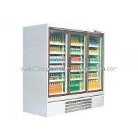 China Chiller Showcase/Vertical Refrigerated Display Showcase With Glass Door - Phoenix wholesale