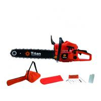 China Professional Office Electronic Equipment Gasoline Chain Saw / wood cutting saw wholesale