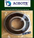 High Precision Fag Roller Deep Groove Ball Bearings 6308-2RSR ISO