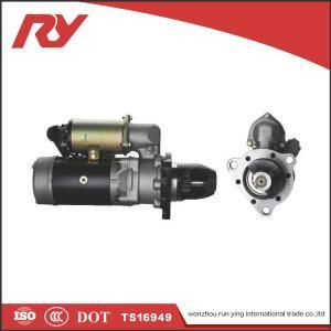 China Komatsu Carparts Vehicle Starter Motor 600-813-3710(7152) 0-23000-6612 S6D170 WA600-1 on sale