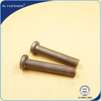 China Natural Color Arc Welding Stud Stud Welding Products 16mm-200mm Length wholesale
