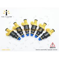 China Set of 6 Flow Matched Fuel Injectors 0280150714 for 1984-1993 BMW 318i/is 1.8L wholesale