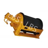 China Non-Standard Design of Lengthened Drum for Mining Hydraulic Winch wholesale