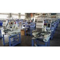 China Easy Operation Single Head Cap Embroidery Machine With Automatic Memory Retention wholesale