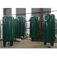 China Stainless Steel Oxygen Storage Tank , Portable Storing Oxygen Containers Tanks wholesale