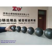 China Cast iron and forged Grinding Steel balls wholesale