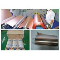 China High Elongation PCB Copper Foil Single Side Gray Treated 0.105mm Thickness wholesale