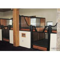 Buy cheap Metal Miniature Prefabricated Horse Stalls, European Classic Equine Stalls from wholesalers