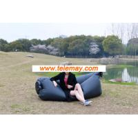 Hot selling hangout bags /fashion inflatable sleeping bag inflated air