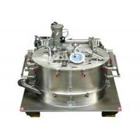 China 22kw Pharmaceutical Centrifuge Machine 6-8cbm/H Capacity 5000kg Weight wholesale