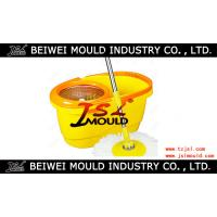 cheap quality injection mop bucket plastic mould with CE