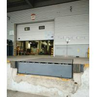 China Push Button 3 Phrase Hydraulic Dock Ramp Common Eco - Friendly For Heavy Lifting wholesale