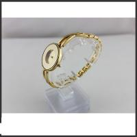 China Fashional Small Face Ladies Bracelet Watches Customized Dial 10mm Band Width wholesale
