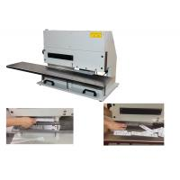 China PCB Cutting Machine With Motorized Pneumatic Type With Safety Protecting Hand wholesale