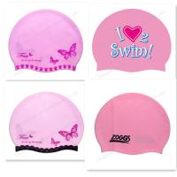 China mesh swim cap wholesale