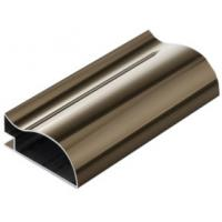 Quality Anodized Structural 6061 aluminium extrusion profiles , Industrial Aluminum for sale