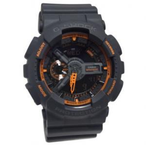 Buy cheap Wholesale Casio GA110TS-1A4 G-Shock Orange Dark Grey Men Watch NEW from wholesalers