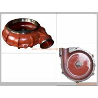 China Horizontal Centrifugal Pump System , Centrifugal Mud Pump High Hardness wholesale