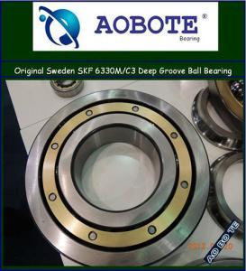 China Deep Groove Ball Bearing  SKF 6330M/C3 Single Row Long Life wholesale
