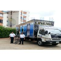 China Energy Saving XD Cinema Equipment With HD Image And Special Chairs wholesale